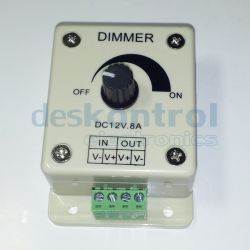 Dimmer led 1 canal 8A