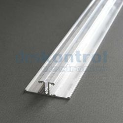 Aluminium profile LED strips Back