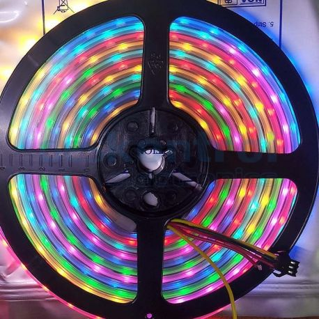 RGB digital led strip SK9822 30 leds meter 36w
