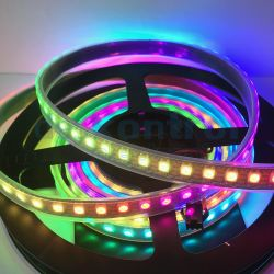 RGB digital led strip SK6812 96 leds 23w meter 2.5m