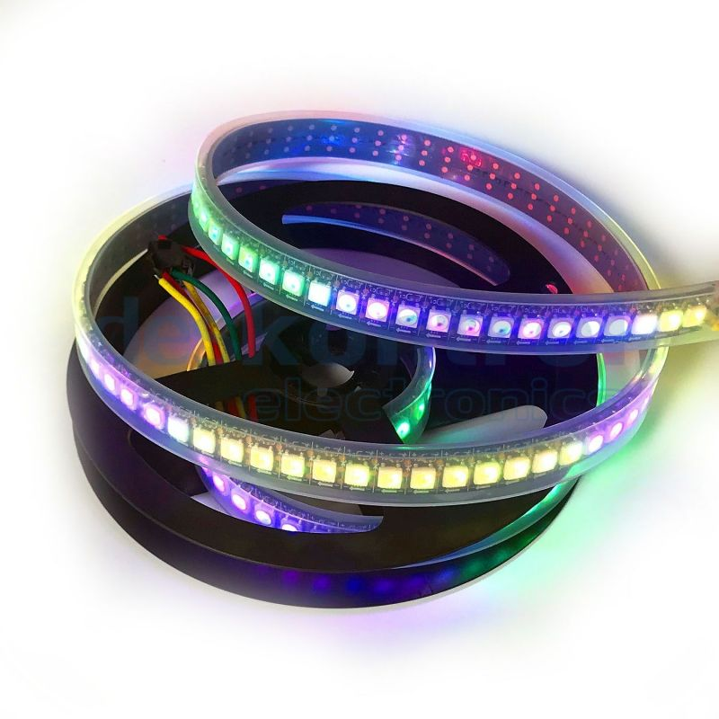 RGBW digital led strip SK6812 144 leds 29w 1 metro
