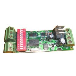 Dmx led dimmer 3 channels OEM module.